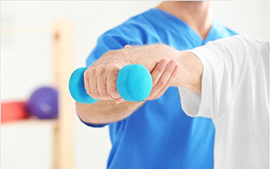 Physiotherapy treatment in Kerala