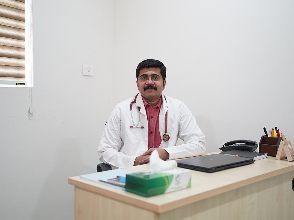 Dr Anuraj